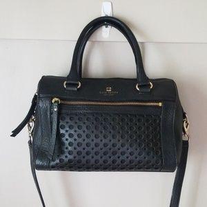 Kate spade crossbody tote leather purse